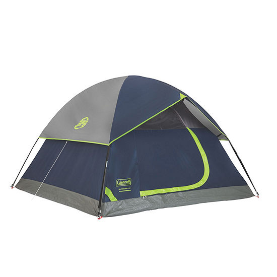 Coleman Sundome 4-Person Tent for Camping