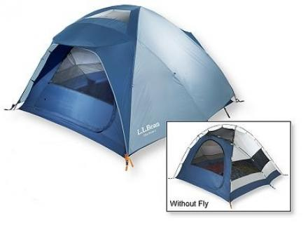 L.L. Bean Adventure Dome 6-Person Tent without fly