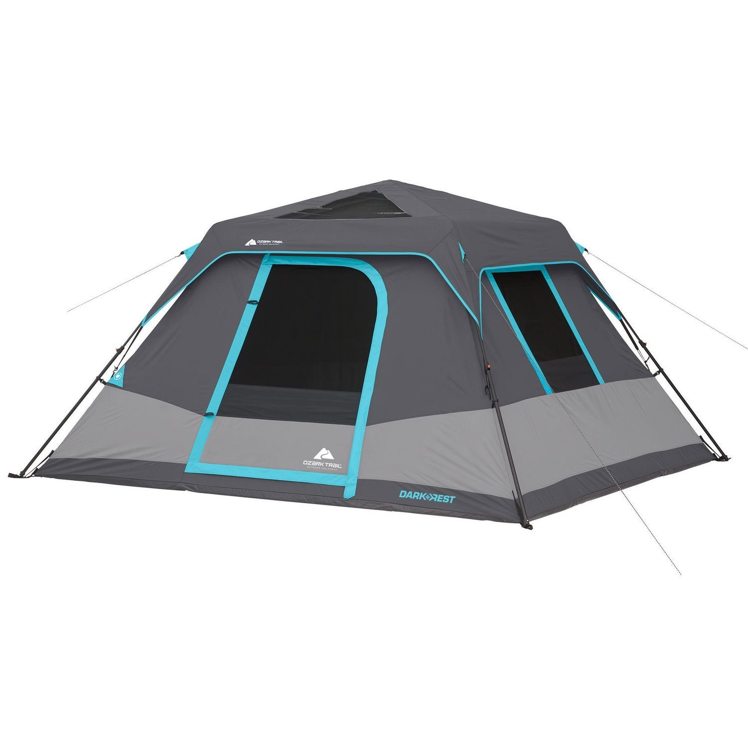 OZARK Trail 6-Person Family Cabin Tent For Camping